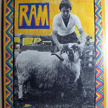 Paul & Linda McCartney -  Ram  - 1971  Apple Records SM...