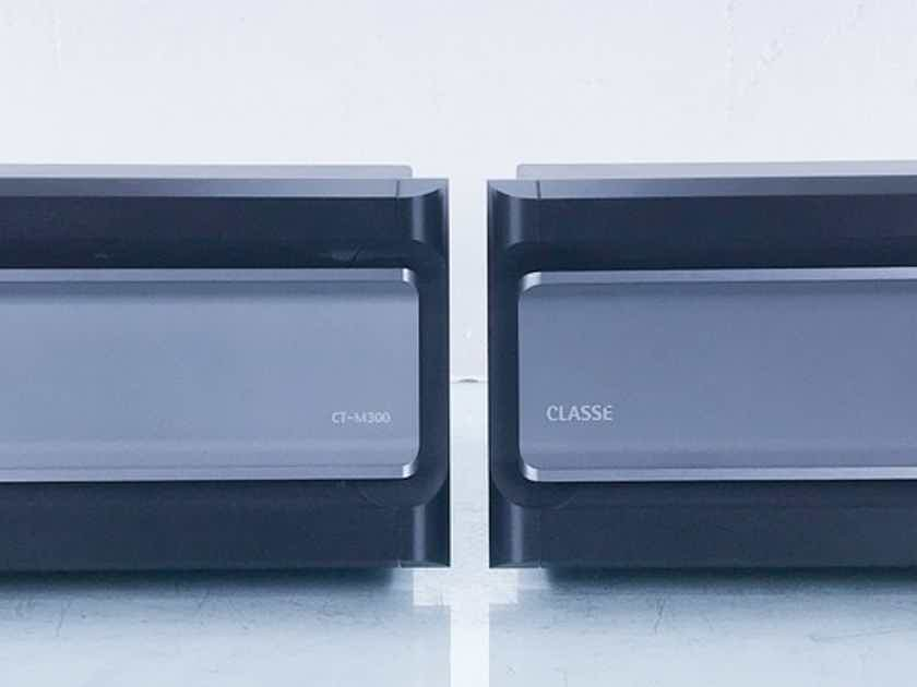 Classe CT-M300 Mono Power Amplifier Pair; CTM300 (15787)