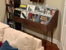 DIY vinyl storage