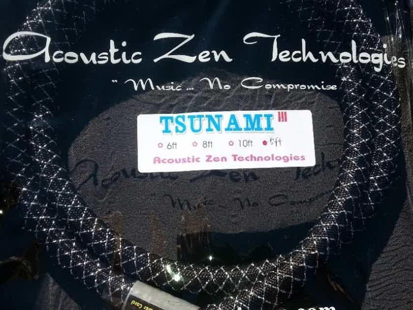 ACOUSTIC ZEN TSUNAMI LATEST VERSION GREAT POWER CORD