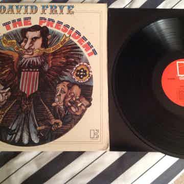 David Frye I Am The President