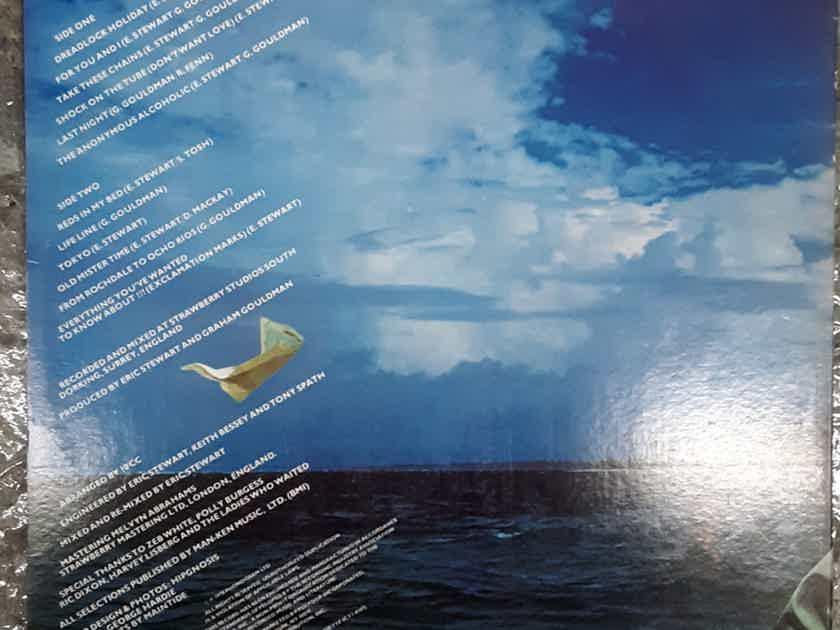 10cc - Bloody Tourists 1978 NM- Original Press Vinyl LP Polydor PD-1-6161