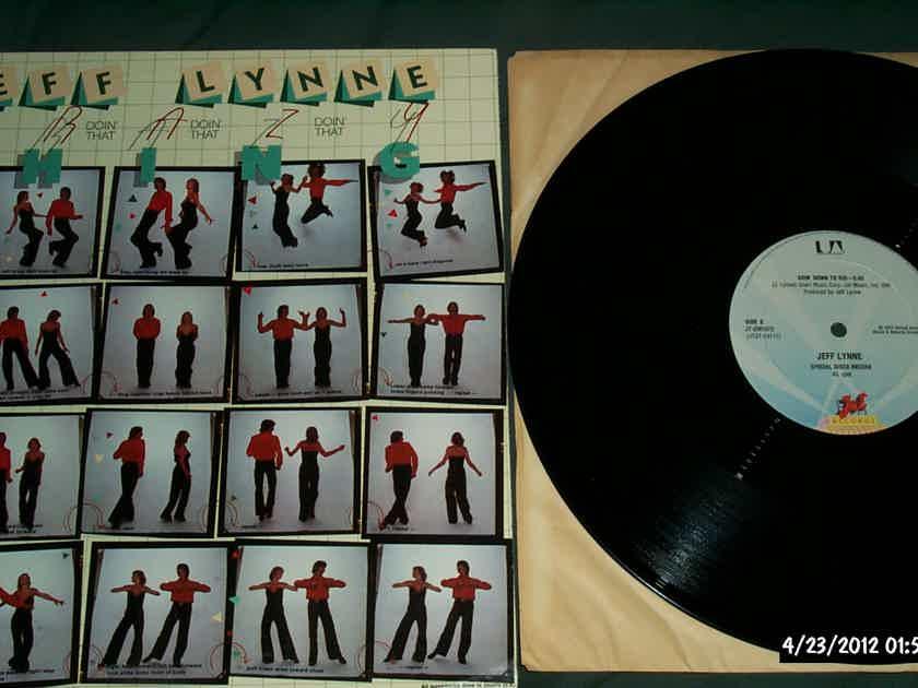 Jeff Lynne - Doing That Crazy Thing Disco 12 45 RPM NM