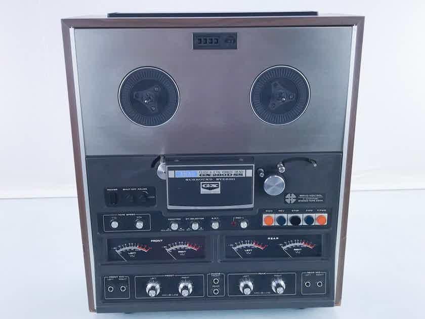 AKAI GX-280D-SS Reel to Reel Tape Deck / Recorder 4 Track; GX280D (16188)