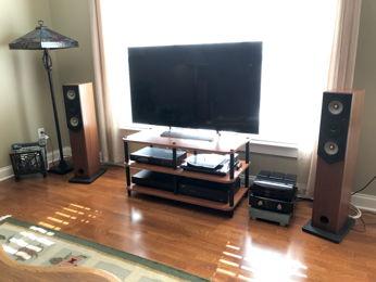 Keepin' it simple with modest Hi-Fi