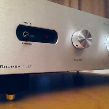 Backert Labs Rhumba 1.3 Extreme tube  preamp preamplifier