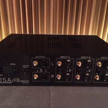 Dynamic Sound Associates (DSA) Phono II