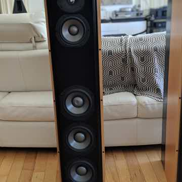 Revel Performa F-52 Full range speakers for sale local ...