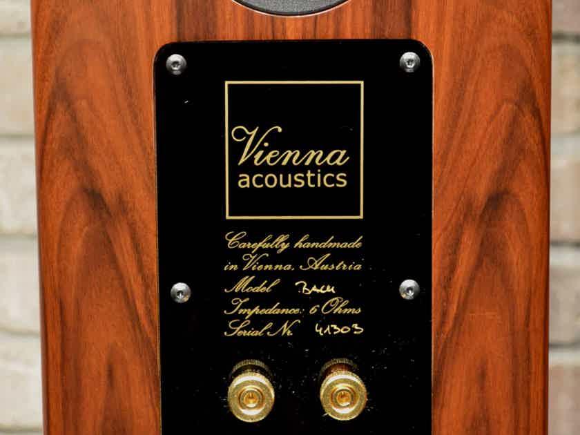 Vienna Acoustics Bach - Floorstanding Tower Loudspeakers in Rosewood