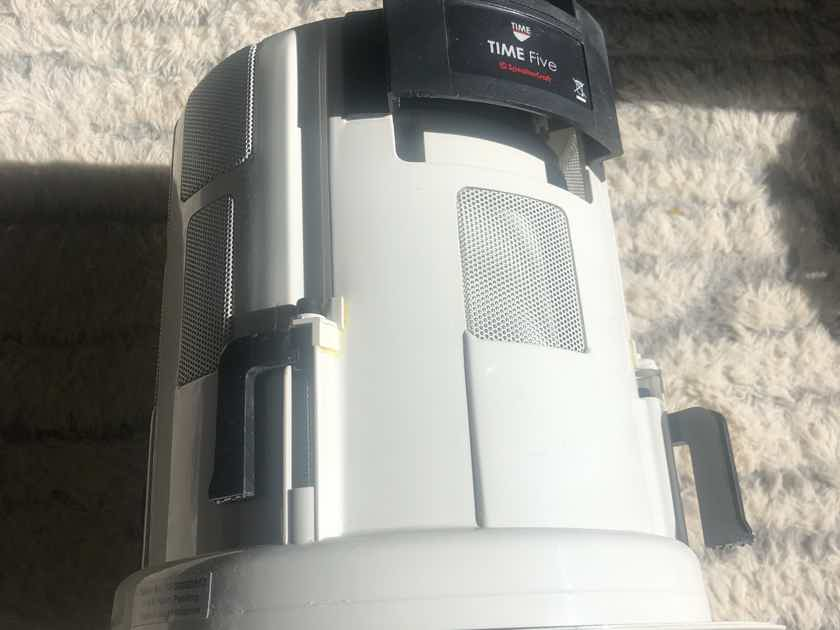 Pair of Speakercraft TIME 5 in ceiling Motorized speakers