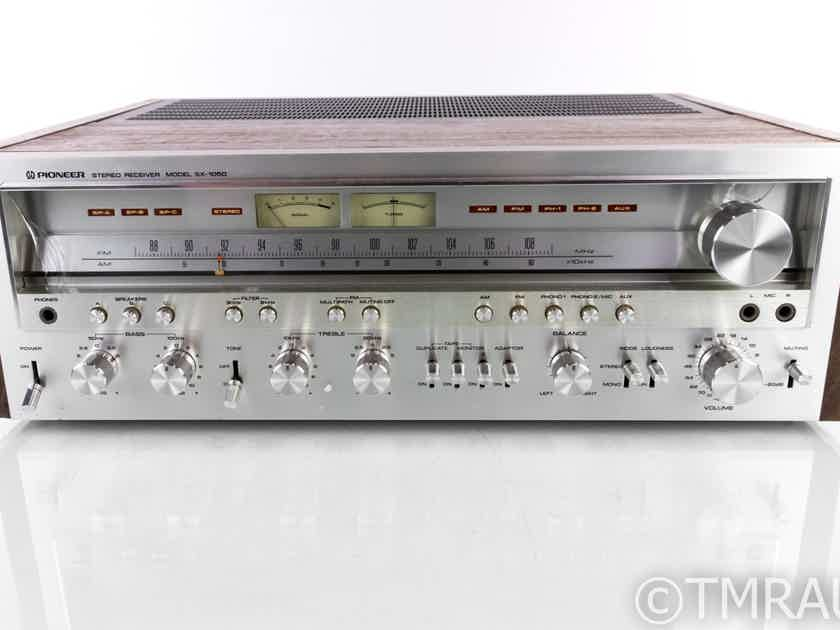 Pioneer SX-1050 Vintage Stereo AM / FM Receiver; MM Phono (Broken Glass) (19871)