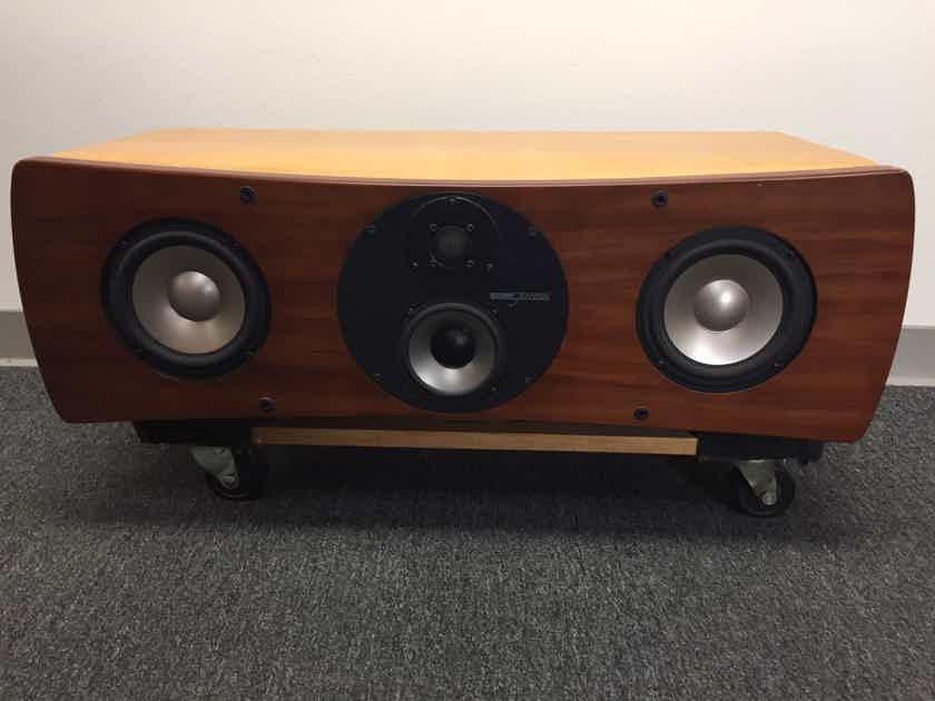 Genesis Advanced Technologies 6.1c Center Channel Speaker