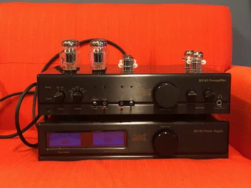 Cary Audio SLP-05 With Ultimate Upgrade and Premium tubes