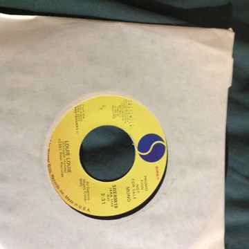 Pretenders - Louie Louie Sire Records Promo 45 Single M...