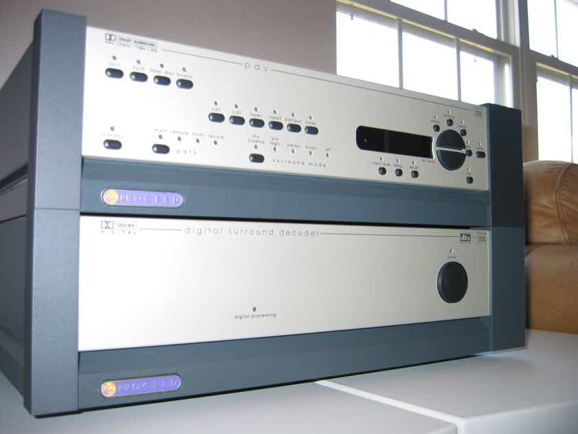 Proceed PAV/PDSD/AMP3/AMP3 Surround System