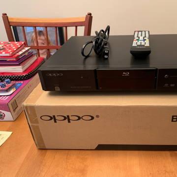 OPPO BDP-83