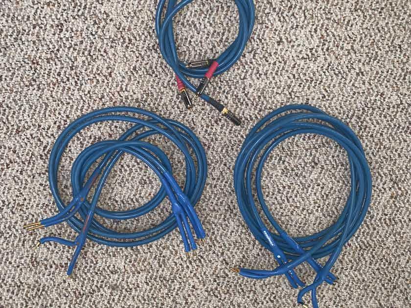 Groneberg Hifi Quattro reference biwire speaker cables