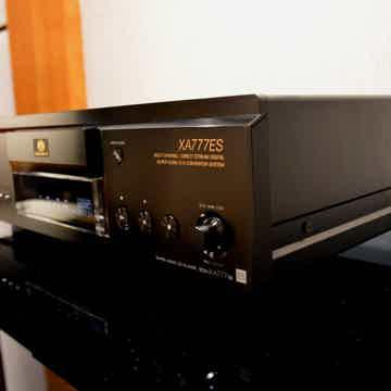 Sony SCD-XA777ES - CD / SACD Transport and Player