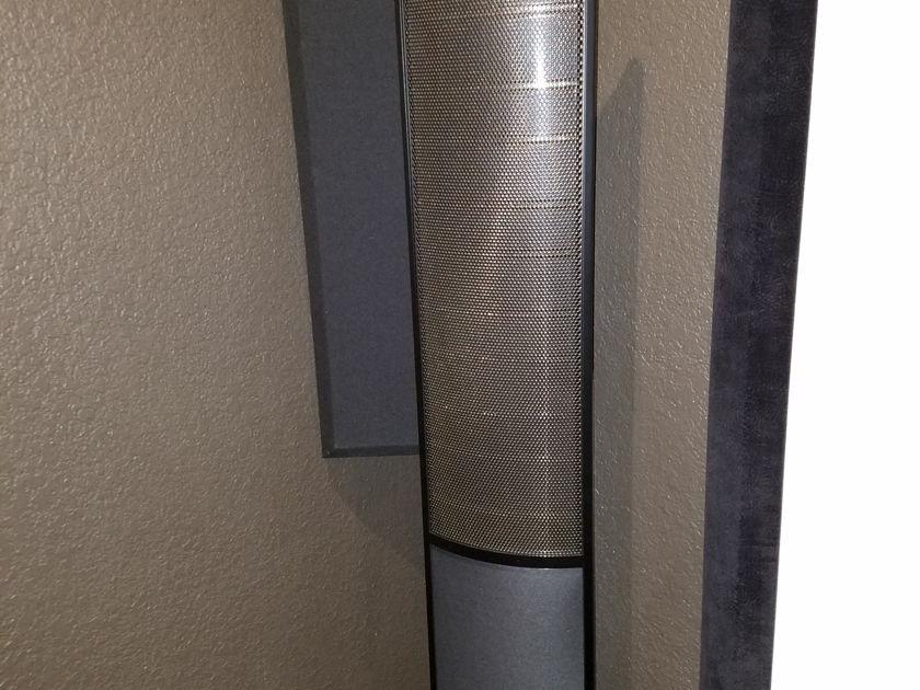 Martin Logan EFX Black, excellent condition. 2 speakers