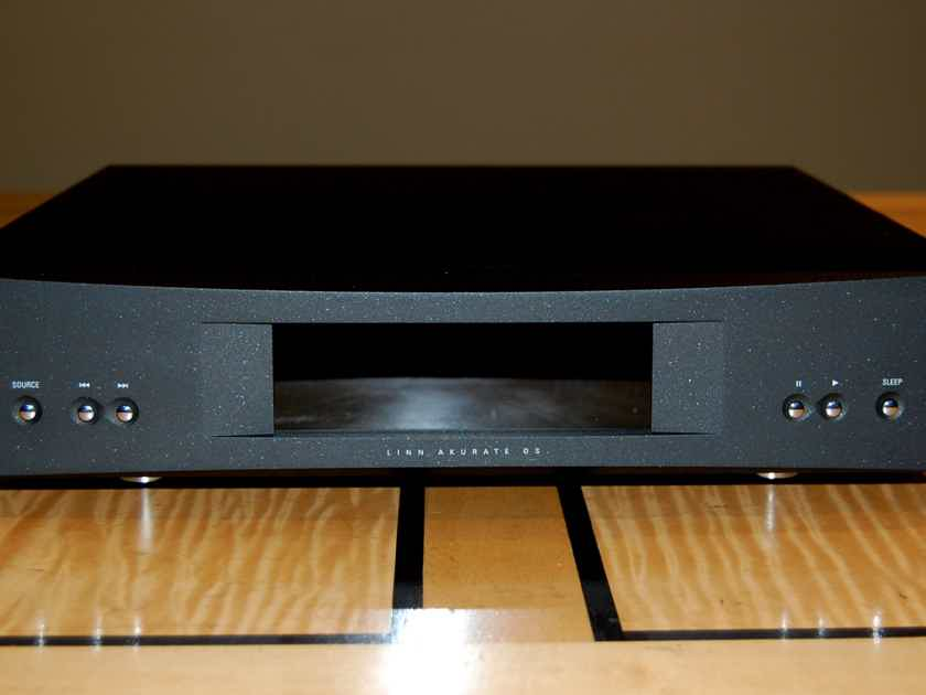 Linn Akurate DS version 3 in black