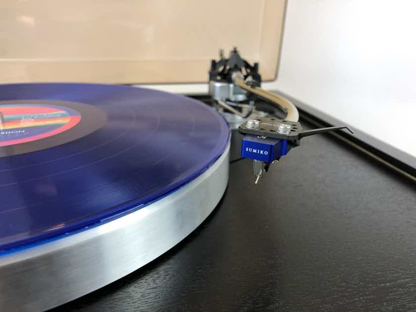 Roksan Xerxes Turntable with Improved SME and PS/2 Outboard Power Supply
