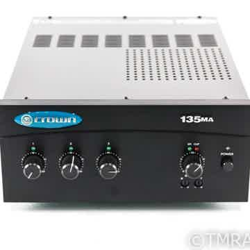 135ma Commercial Mixer / Amplifier