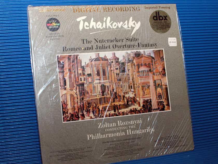 "TCHAIKOVSKY / Rozsnyai  - ""Nutcracker Suite"" -  M&K 1979 dbx encoded Sealed"