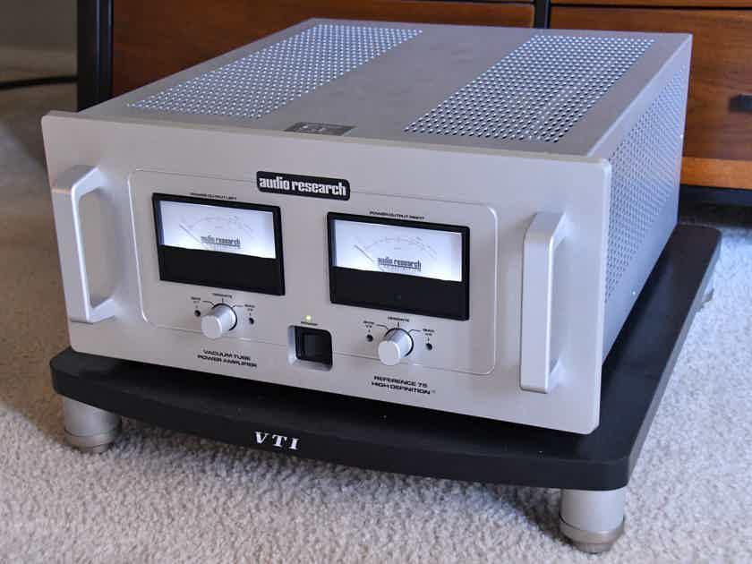 Audio Research Reference 75 SE / Bonus