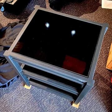 Fusion Design 4 & 3 Shelf A/V Ref Stands