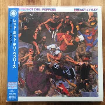 The Red Hot Chili Peppers Freaky Styley