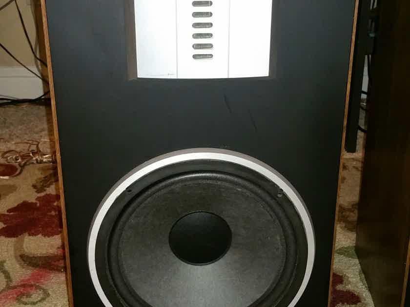 Ess Heil Eclipse B 122 Speakers Vintage Audiophile