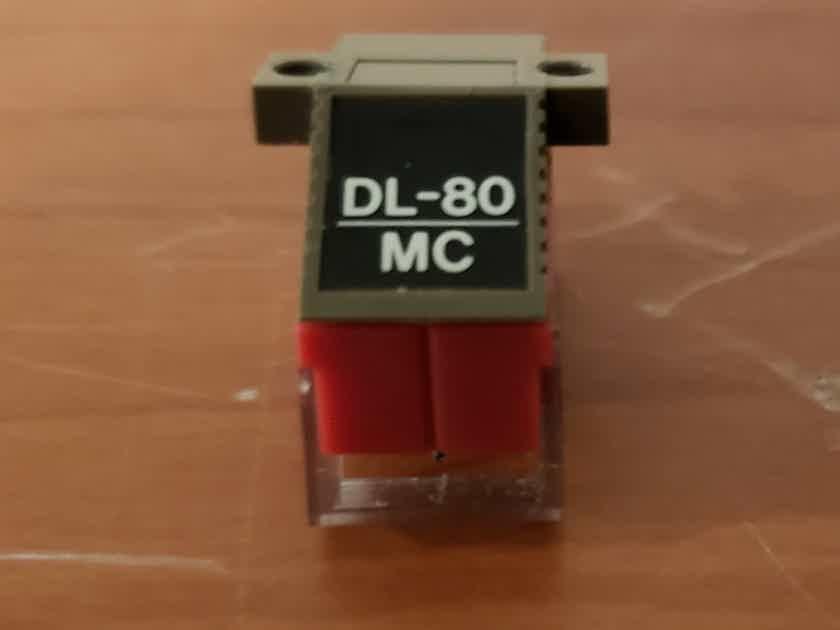 Denon DL80MC High Output Moving Coil Cartridge