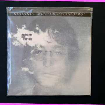 MFSL John Lennon  ** SEALED ** -   Imagine   Super Low ...