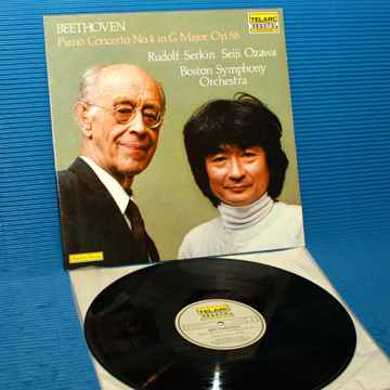 "BEETHOVEN / Serkin / Ozawa  - ""Piano Concerto No.4"" - T..."
