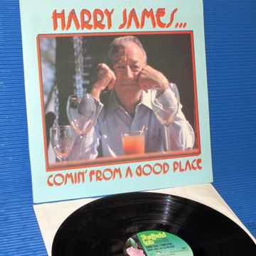 "HARRY JAMES  - ""Comin' From A Good Place"" -  Sheffield ..."