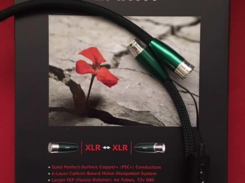 AudioQuest Earth NEW 1 Meter XLR