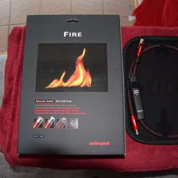 Fire Interconnect 1M/XLR