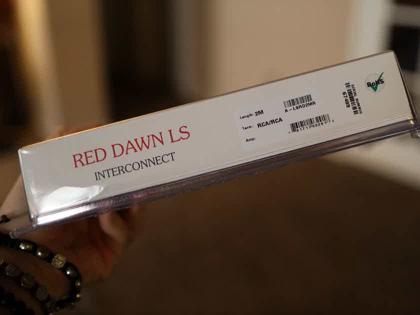 Nordost Red Dawn LS Interconnect 2M RCA
