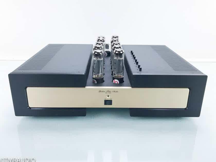 Golden Tube Audio SE-100 Stereo Tube Power Amplifier GTA SE100; AS-IS (Noise) (16247)