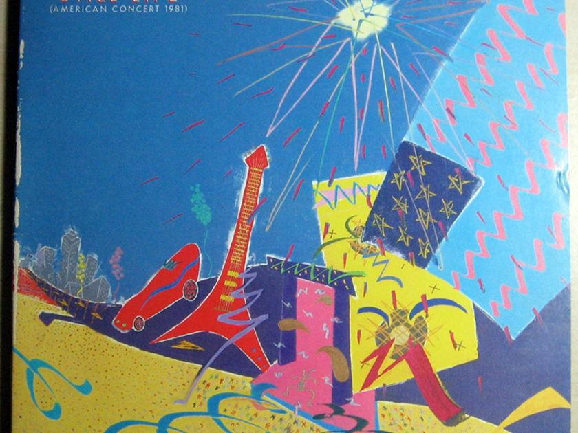 Rolling Stones - Still Life - American Concert 1981 - MASTERDISK -  Rolling Stones Records COC 39113