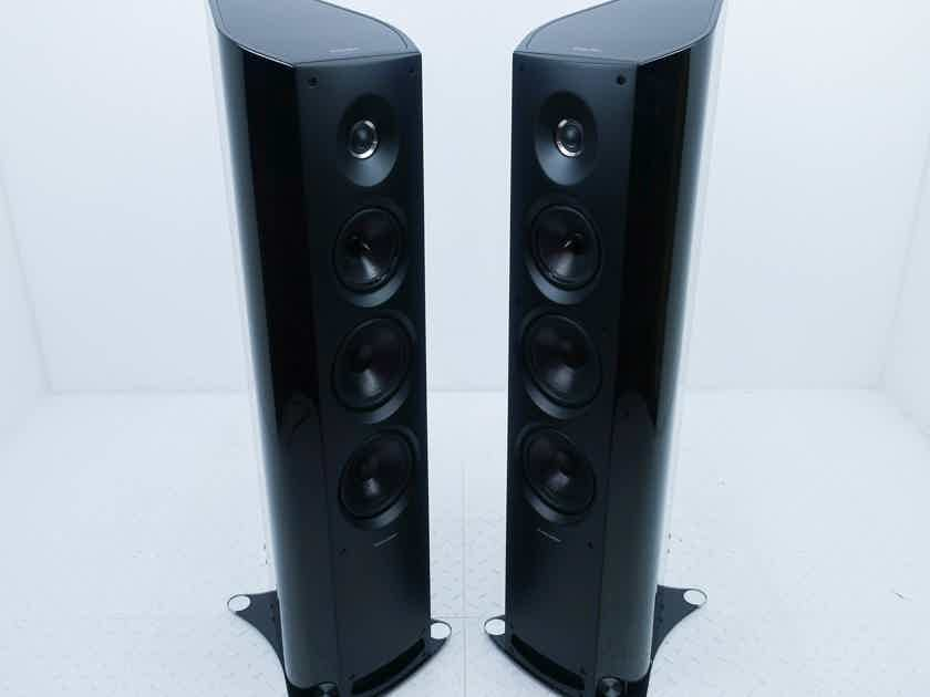 Sonus Faber Venere 3.0 Floorstanding Speakers Black (13682)