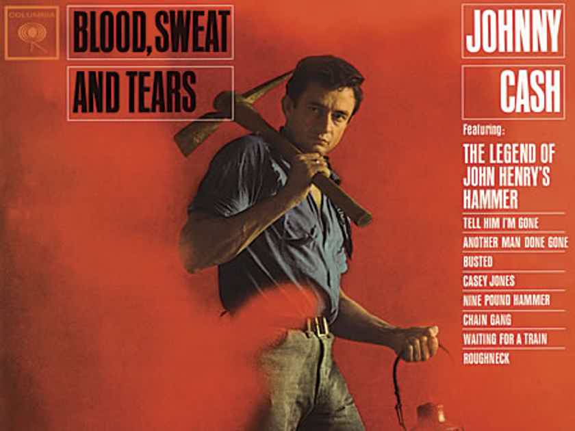 Johnny Cash and Carter Family - Blood, Sweat, and Tears Sundaze