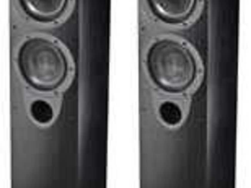 Wharfedale EVO2-40 Floorstanding Loudspeakers (Black Ash): New-In-Box; Full Warranty; 65% Off