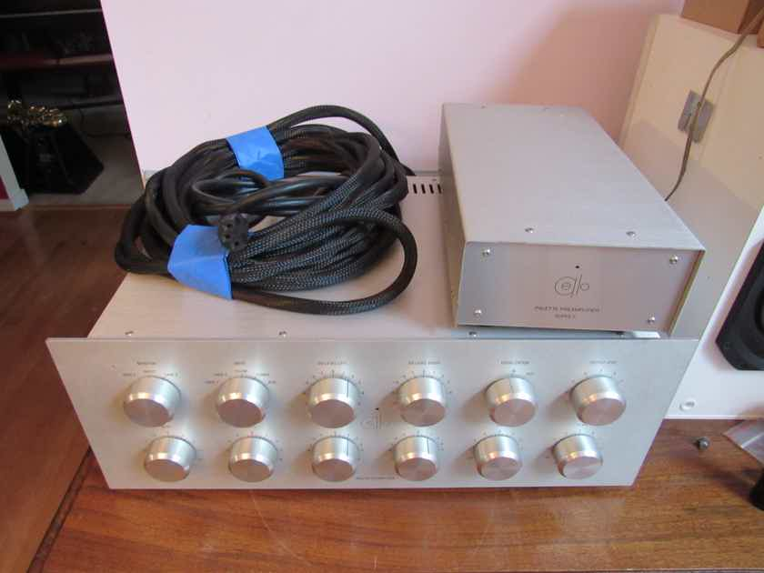 Ultra rare Cello Palette audiophile preamplifier in excellent condition.