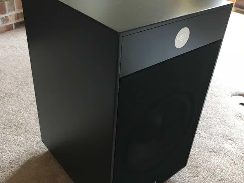 REL Acoustics B1 Brittania Sub-Woofer (Black)