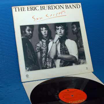 "THE ERIC BURDON BAND   - ""Sun Secrets"" - Capitol 1974"