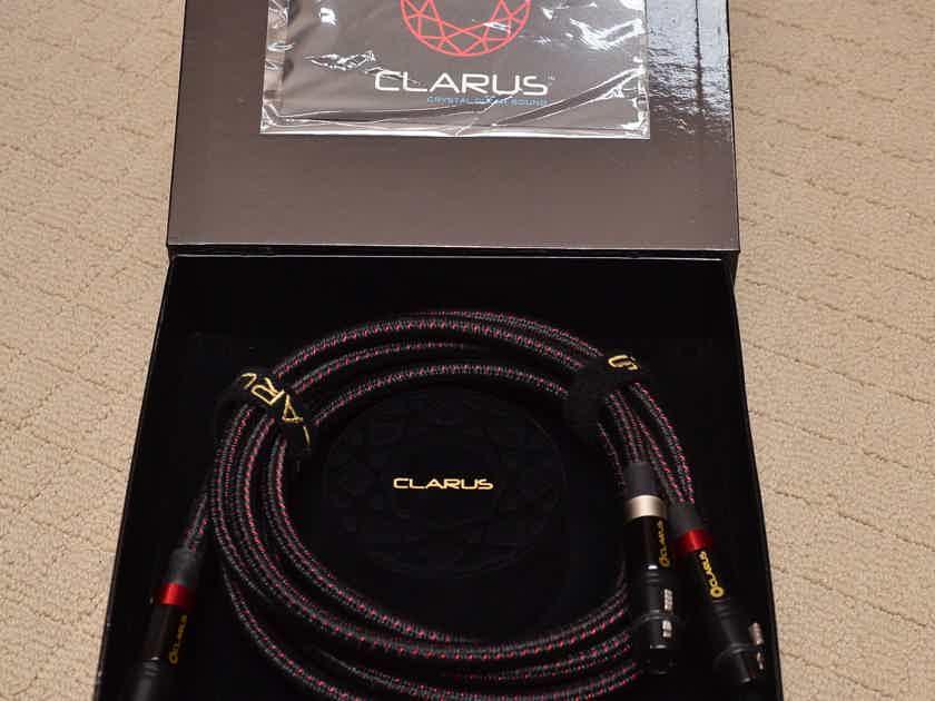 Clarus Crimson XLR 2M