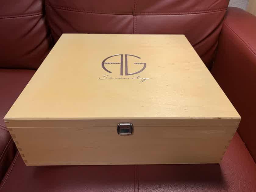 Argento Audio Serenity Speaker Cables 2.5Meters