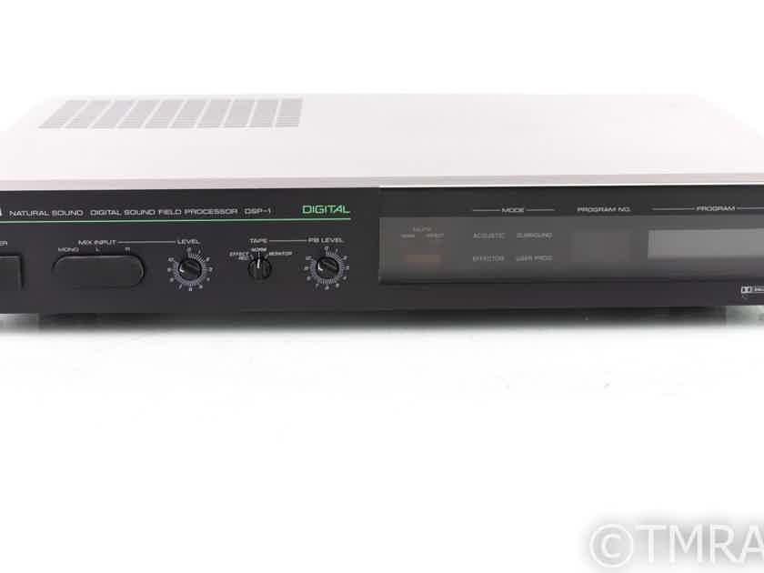 Yamaha DSP-1 Digital Sound Field Processor; DSP1; Remote (19738)