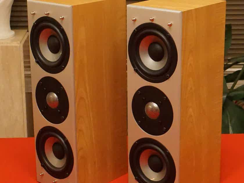 AAD Loudspeakers E44 Model, Use As Mains, Satellites, Dorm or Home Theater [Center Channel Available]